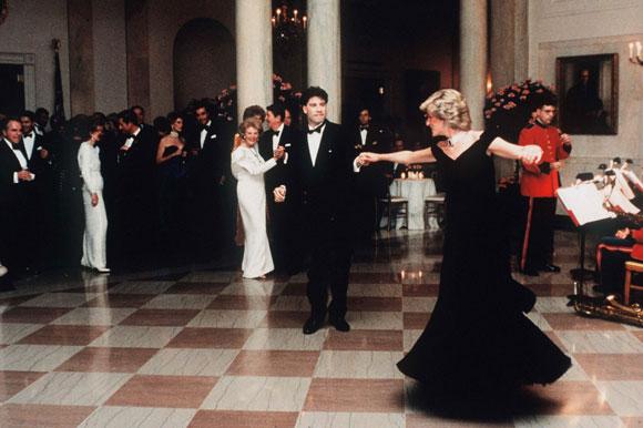 La robe de Diana
