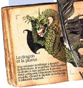 Et si la nature pouvait créer les dragons ?