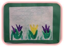 Printemps - Les fleurs - Arts Visuels