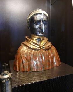 Saint Étienne de Muret, fondateur de l'Ordre de Grandmont