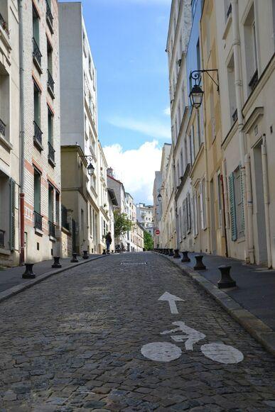 Paris par des sentiers détournés …