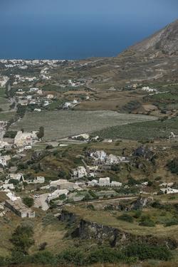 Santorin côté plages
