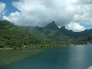 Exposé de Mélissa : Mes vacances en Polynésie française
