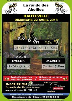Weekend du 22 Avril
