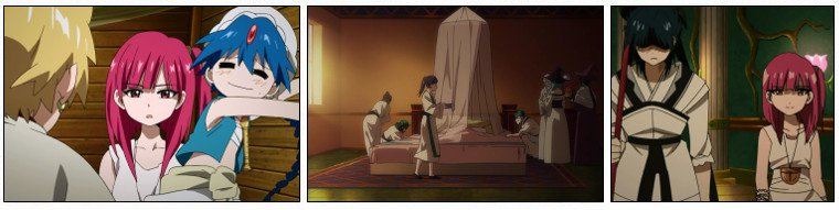 Animation Japonaise ❖ Magi