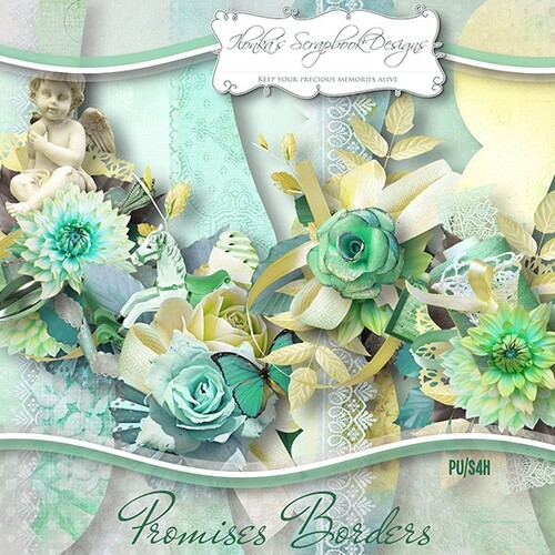 """Promise"" by Ilonka Scrapbook Designs"