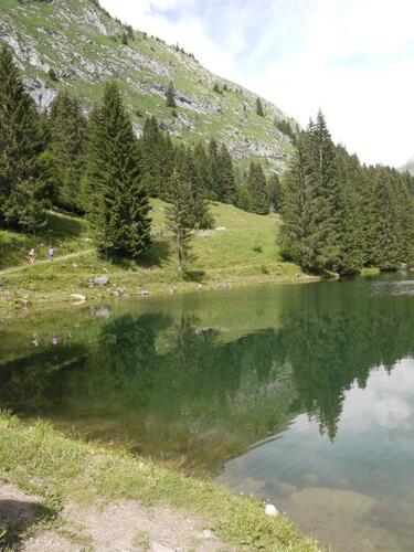 Le lac de la Fontaine
