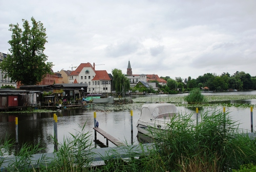 Brandenbourg am Havel en Allemagne (photos)