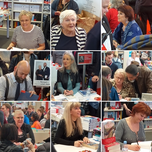 Salon du livre paris 2019 - complèment