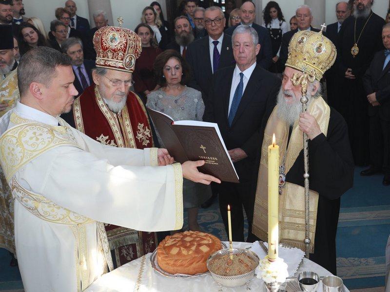 Saint Apôtre Andrej Prvozvani