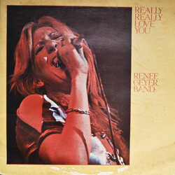 Renée Geyer Band - Really Really Love You - Complete LP