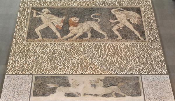 Musée archéologique de Pella : Trésors macédoniens du 5 septembre 2014 au 30 septembre 2015