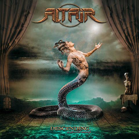 """ALTAIR - Les détails du nouvel album ; clip """"Seed Of Violence"""""""