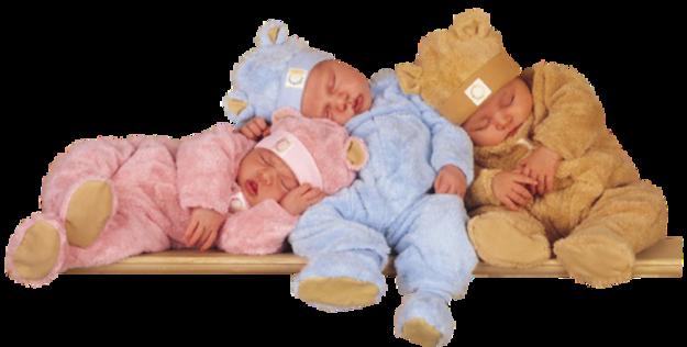 Bébés Série 16