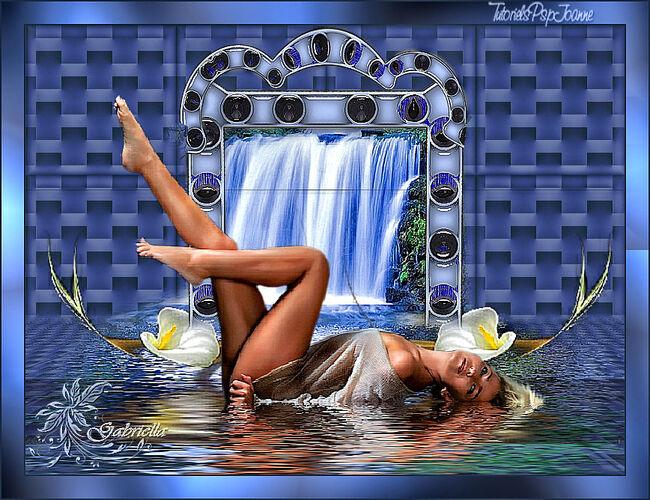 Vízesés
