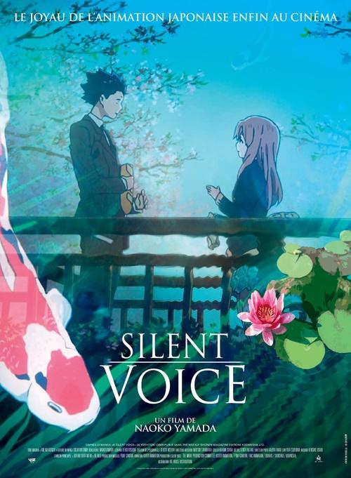 SILENT VOICE (BANDE-ANNONCE) de Naoko Yamada - Au cinéma le 22 août 2018