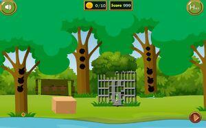 Jouer à 8B Green parrot escape