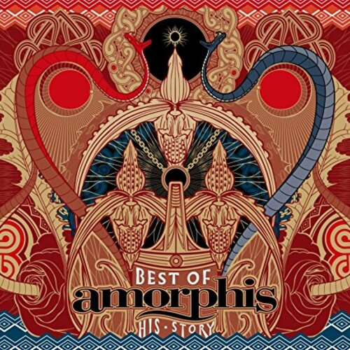 Amorphis - His Story (2016)