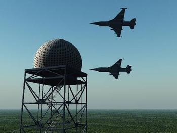 qr radar 6
