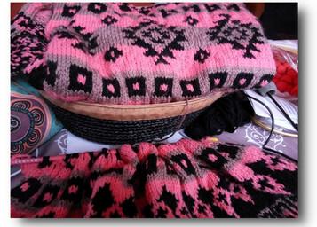 Mon poncho LAMA (4)