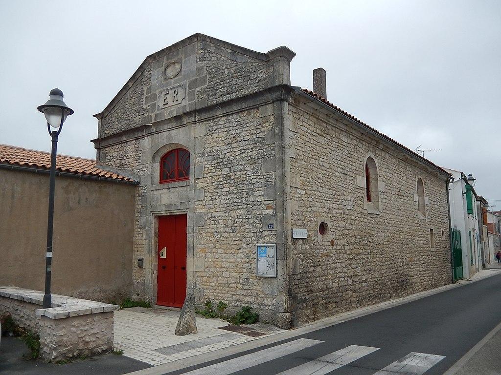 FR 17 Saint-Pierre-d'Oléron - Temple protestant.jpg
