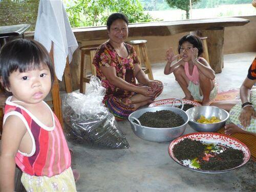 Info en partage : des nouvelles de Suan Thaï (à qui Les Cambusiers prennent du Thé !)