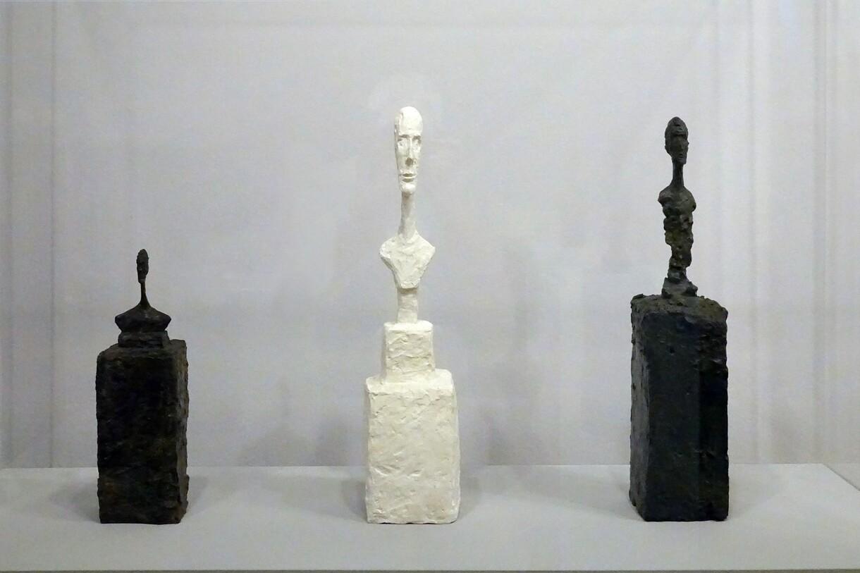 Rodin - Giacometti à la Fondation Gianadda