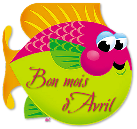 bonjour Avril et son calendrier