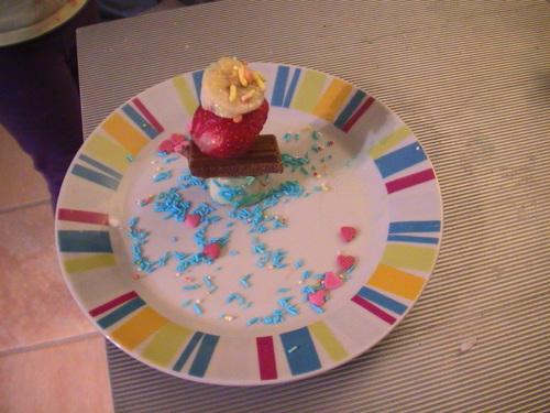 Dessert de Camille