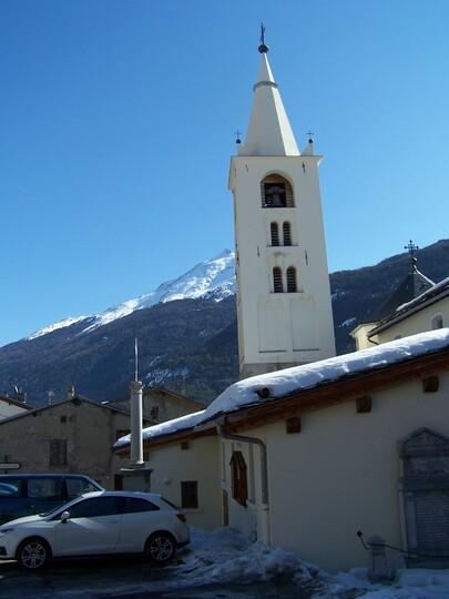 Eglise du Bourget