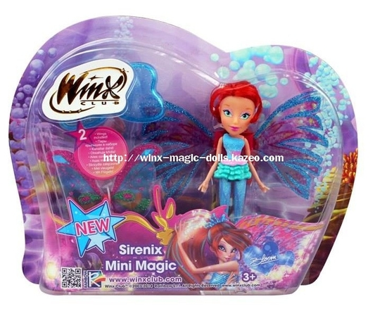 Bloom Sirenix Mini Magic