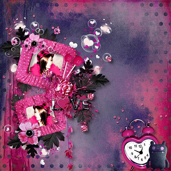 """""""Loverdose"""" de Vlakyrie Designs"""