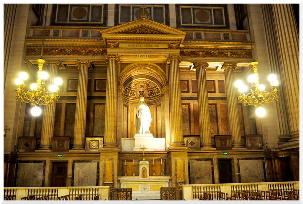 Eglise La Madeleine. Paris 3/3