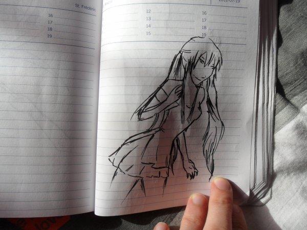 crayon N°33 : d'Octobre à Mai