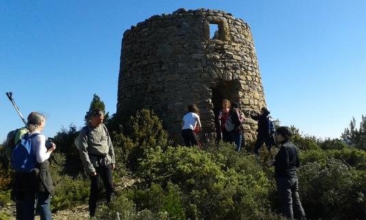 Le sentier du géologue à Albas (Aude)