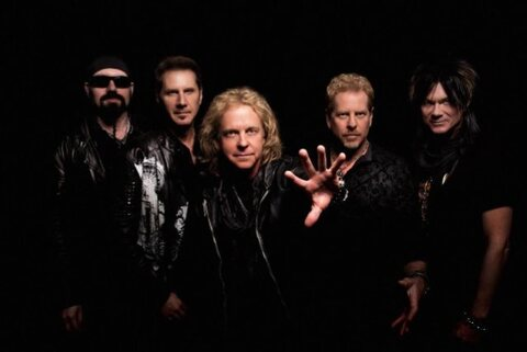 "NIGHT RANGER - ""Running Out Of Time"" (Clip)"