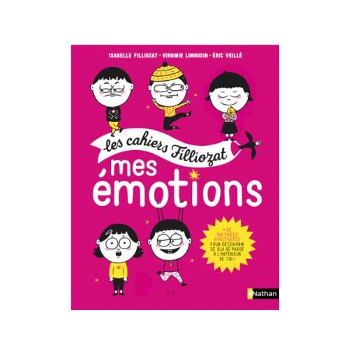 Livre Les cahiers Filliozat Mes émotions