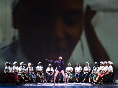 Madame X Tour : les premières photos du live