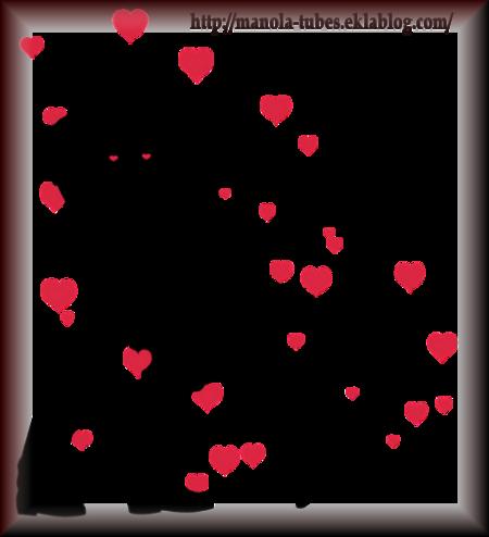 tube silhouettes St Valentin 2985
