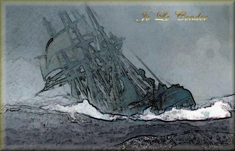 Le bateau ivre........Symbole de notre 5 eme République......