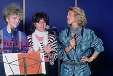 31 janvier 1985, répétitions...