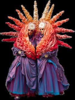 Tubes pour le carnaval !