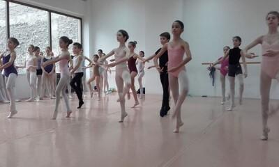 dance ballet class marco ferrini