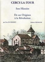 Cercy-la-Tour son histoire de ses origines à la Révolution