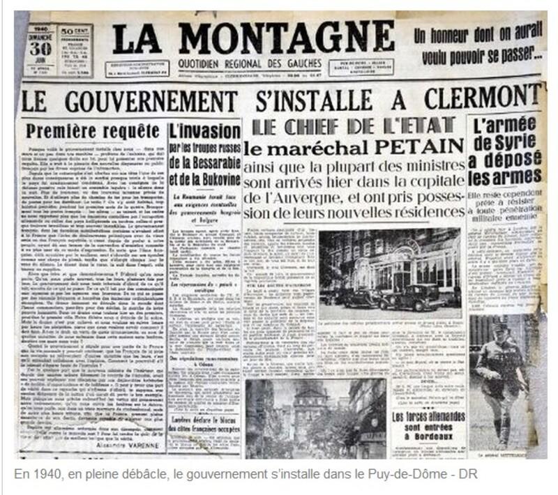 1944 en Montagne Bourbonnaise