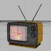 la TV et ses polygones