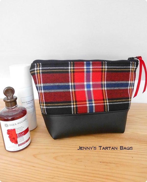 Trousse de toilette Norwegian Night tartan