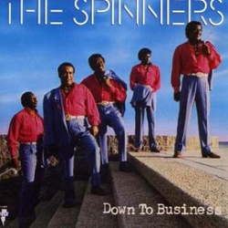 The Spinners - Down To Business - Complete LP