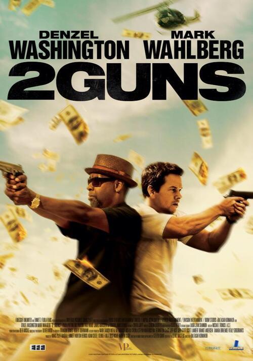 """Bonsoir a l'honneur : """" 2 Guns """""""