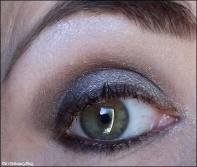 Pour la rentrée maquillage avec la It palette nude